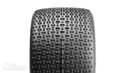 "Buggy Tires ""Splitters"", Black Compound"