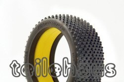 "Buggy Tires ""Hit Men"", Yellow Compound"