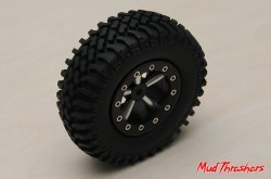 "Truck tires ""Mud Thrashers"" 1.9"""