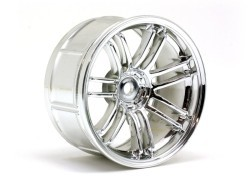 "Chromed rims ""Rays Volk Racing RE30"", 35 mm (9 mm Offset)"