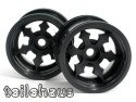 "Rims ""Spike"" black, for Monster/Stadium Trucks"
