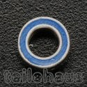 Rubber Shielded Bearing 4x7x2.5 mm