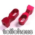 Alloy Servo Mount, Red For 1/10 & 1/8
