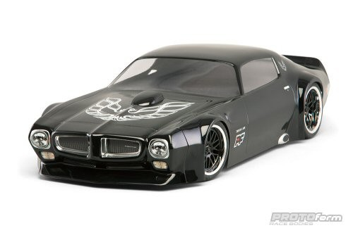 1971 Pontiac Firebird Trans Am, 201/207 mm - Click Image to Close