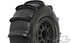 "Short Course Tires ""Sling Shot SC"" On ""Renegade"" Rims"