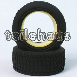 "Treaded Tire ""Road Fighter"""