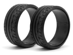 "Low-Profile T-Drift-Reifen ""Bridgestone Potenza RE-11"", 29 mm"
