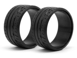 "Low-Profile T-Drift-Reifen ""Bridgestone Potenza RE-11"", 32 mm"