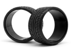 "Low Profile T-Drift Tire ""Yokohama Advan Neova AD07"", 32 mm"