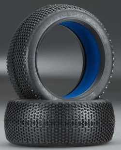 "Buggy Tires ""Hybrids"", Yellow Compound"