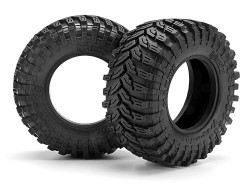 "Short Course Tires ""Maxxis Trepador"", Belted, D-Compound"