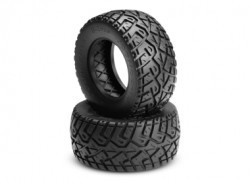 "Short Course Tires ""G-Locs"", Yellow Compound"