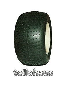 "Truck tires ""Diamond Back"" soft compound"