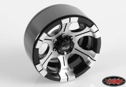 "Beadlock Aluminium Rims ""Dick Cepek DC-2"" 2.2"" (-3 mm Offset)"