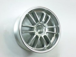 "Chromed Rims ""Ultimate GL"", Matte For Touring Cars (9 mm Offset)"