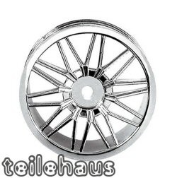 "Chromed rims ""Viper"" for touring cars"