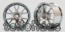 "Chromed Rims ""Weds Sports SA-67R"" for Touring Cars (4 mm)"