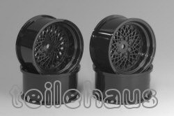 "Rims ""Slide Master FM"", Black (+7 mm)"
