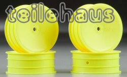 Front Yellow Dish Rims for Buggies