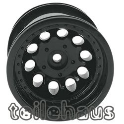 "Rims ""Revolver"" Black, for Monster/Stadium Trucks"