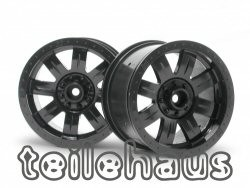 "Rims ""Ringz"" black, for monster trucks"