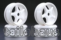 "White Rims ""Star"" for buggies"