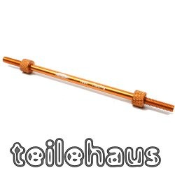 1/10 Aluminium Tire Holder, Orange